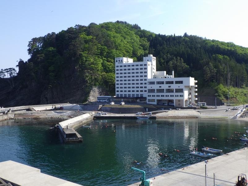 ホテル羅賀荘 写真