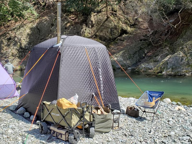 両国橋キャンプ場 (湯川屋) 写真ギャラリー5