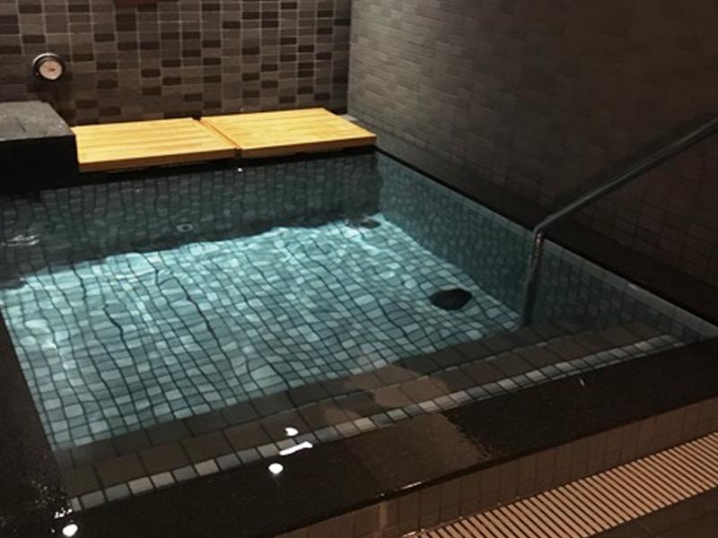 スポーツクラブ ルネサンス 北千住 水風呂