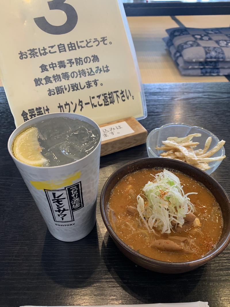 古戦場四代目さんの舞鶴の湯のサ活写真