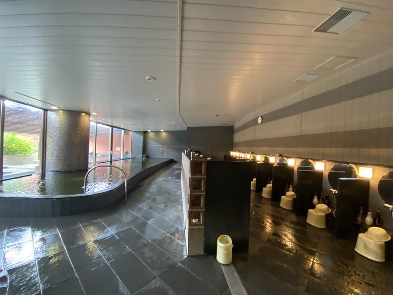 海人の湯 (ロワジールスパタワー那覇) 大浴場