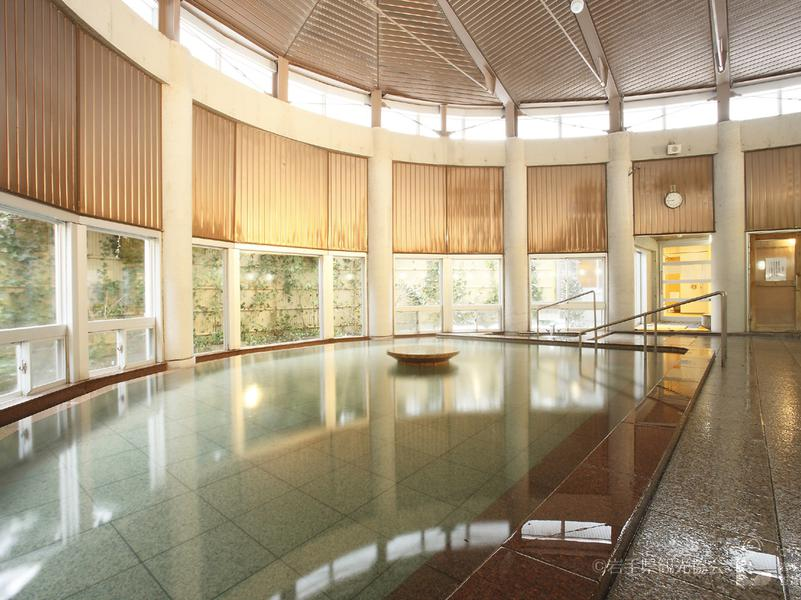 悠久の湯 平泉温泉 写真