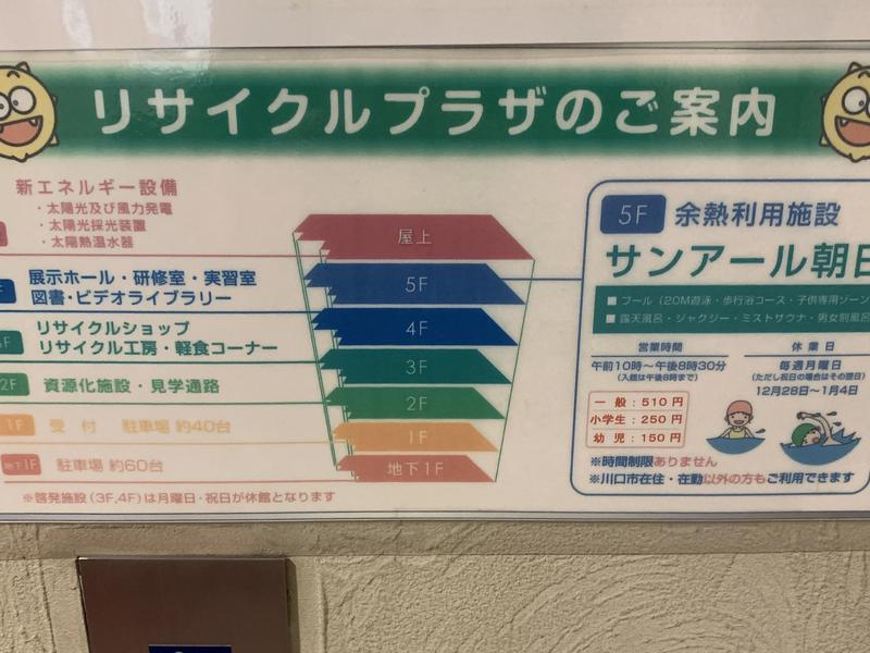朝日環境センター サンアール朝日 写真