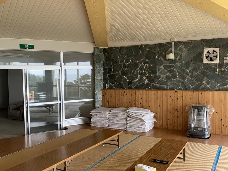 侍の湯 きのこ屋 無料休憩所