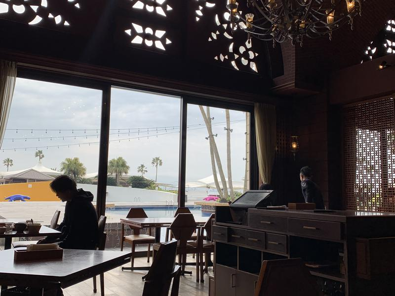 ザ・ルイガンズ スパ & リゾート レストラン