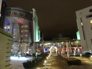 ラディソンブルーロイヤルホテル ヘルシンキ 写真