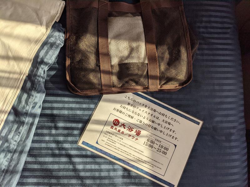 ノン子さんのホテルリブマックスPREMIUM梅田EASTのサ活写真