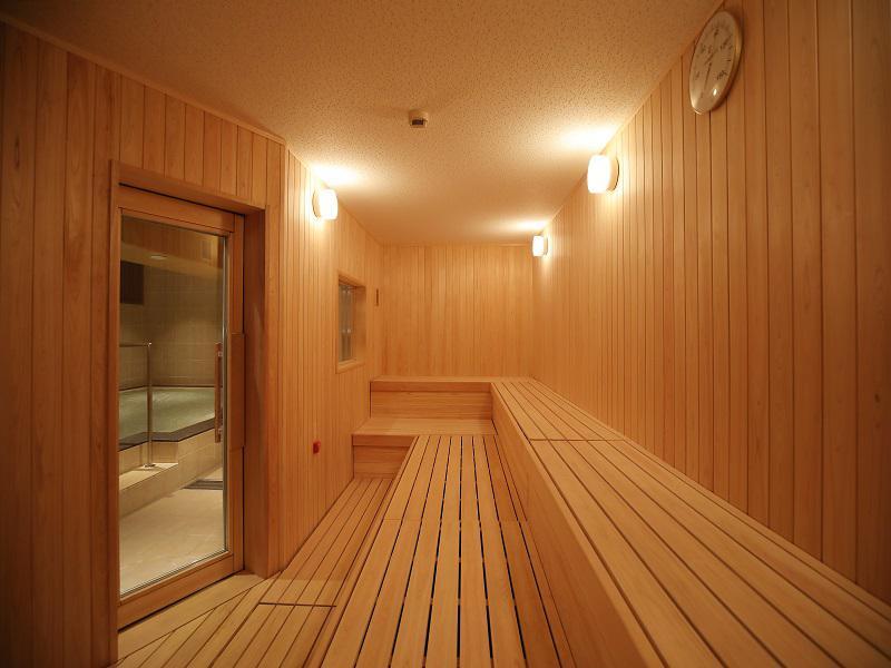 広島パシフィックホテル サウナ 亀の家 写真