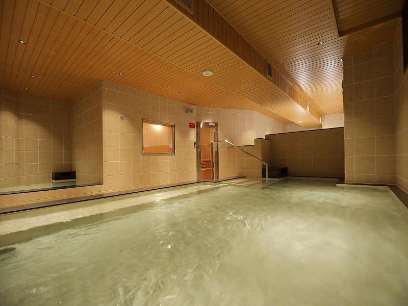 広島パシフィックホテル サウナ 亀の家 写真ギャラリー1