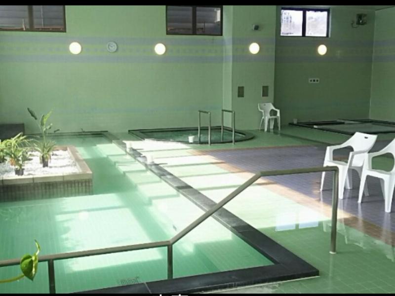 裏磐梯温泉センター 大浴場