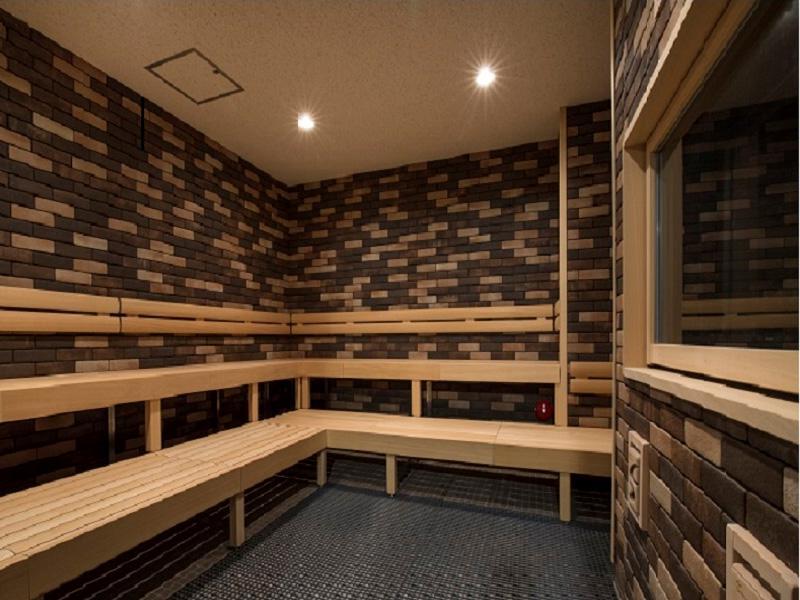 スポーツクラブ ルネサンス 広島東千田24 男性サウナ室