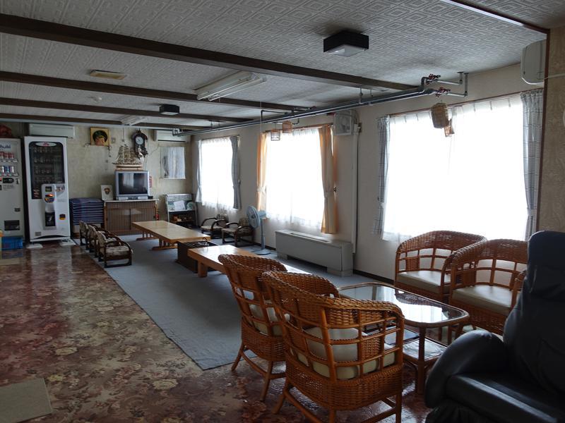 えべおつ温泉ホテル 休憩室