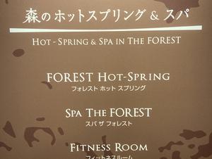 森のホットスプリング&スパ (軽井沢プリンスホテル) 写真