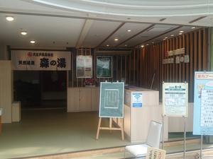 大江戸温泉物語 ホテルレオマの森 天然温泉 森の湯 写真
