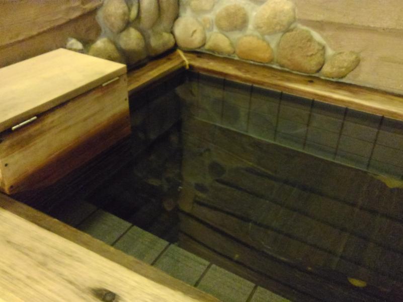 蔵ホテル一関 水風呂