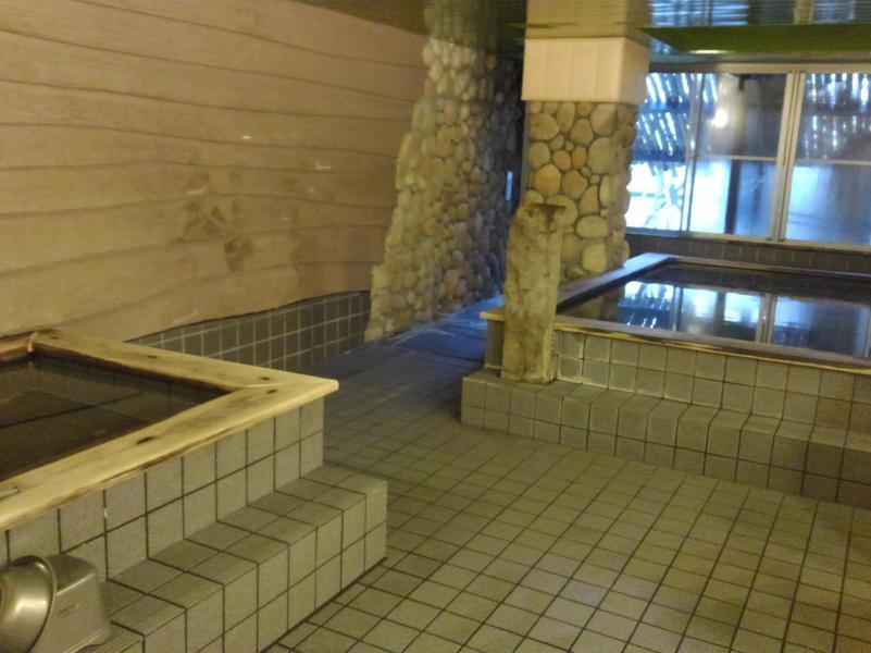蔵ホテル一関 浴室全景