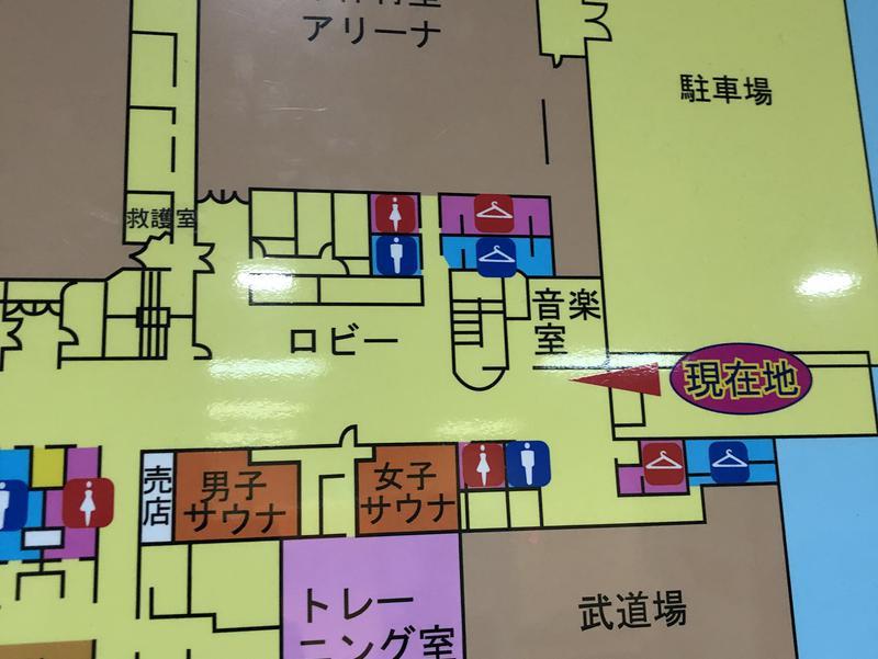 熊本市総合体育館・青年会館 写真ギャラリー1