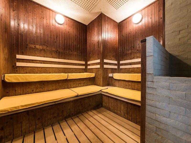 プレミアホテル-CABIN-札幌 サウナ室