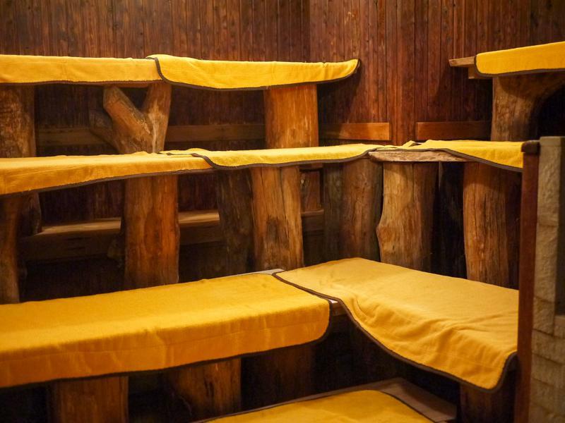 プレミアホテル-CABIN-札幌 男性サウナ室