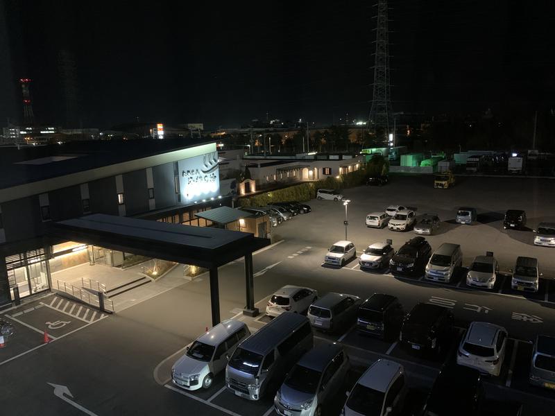 鏡さんの海神の湯 ドーミーインExpress仙台シーサイドのサ活写真
