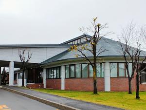 高齢者健康福祉センター・いきいき館 写真
