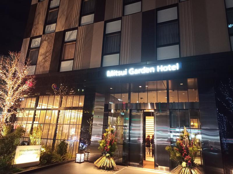 三井ガーデンホテル福岡祇園 写真