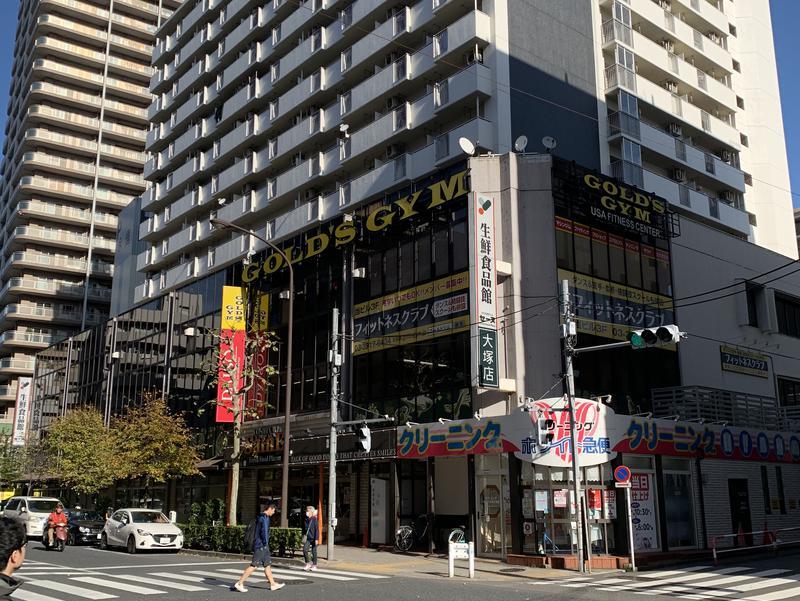 ゴールドジム ノース東京 写真ギャラリー1