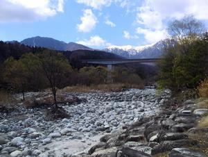 与田切公園キャンプ場 写真