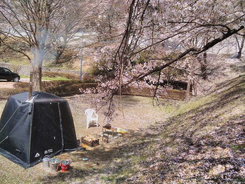 与田切公園キャンプ場 写真ギャラリー1