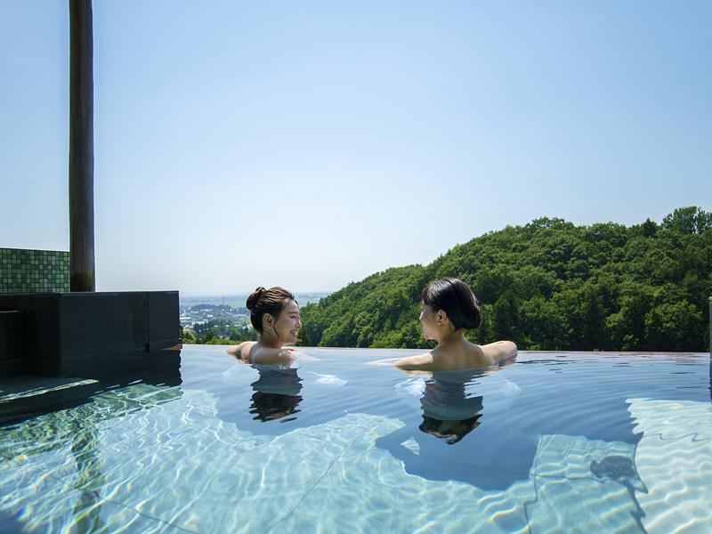 湯田上温泉 ホテル小柳 写真