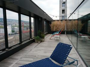 25hours Hotel Zürich Langstrasse 写真