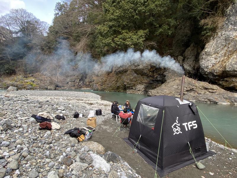 氷川キャンプ場 写真