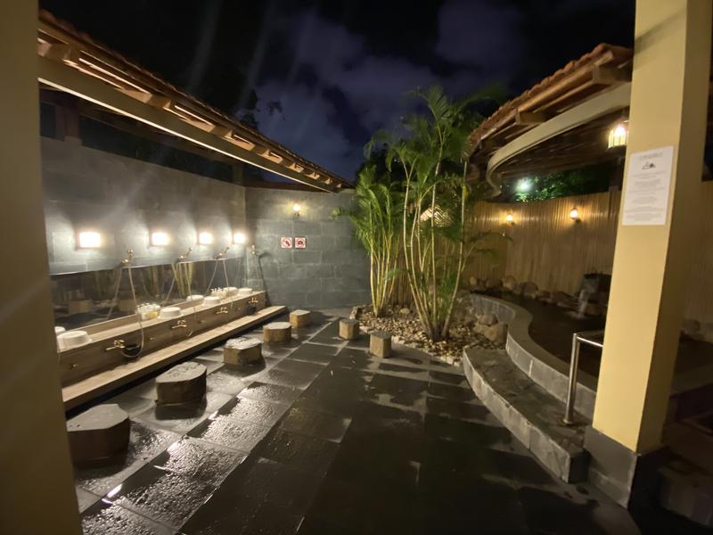 Champa Spa 浴場内