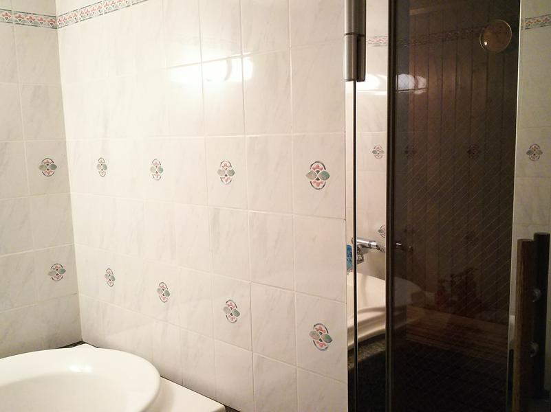 ホテル アンドマックス(HOTEL &MAX) 401号室浴室&サウナ室