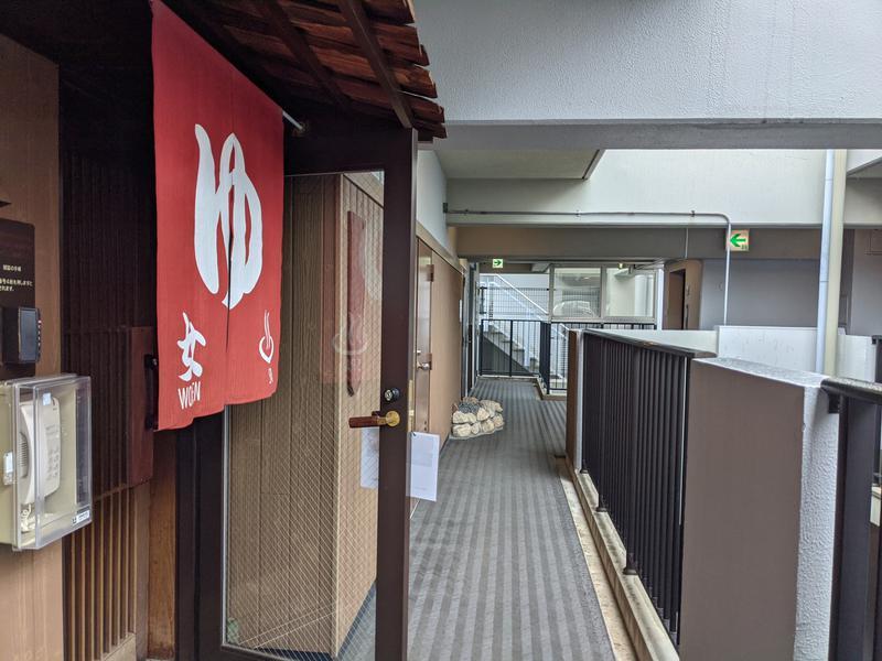 ノン子さんのホテルリリーフなんば大国町のサ活写真