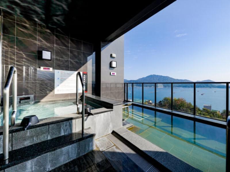 リブマックスリゾート宮浜温泉 Ocean 展望炭酸風呂