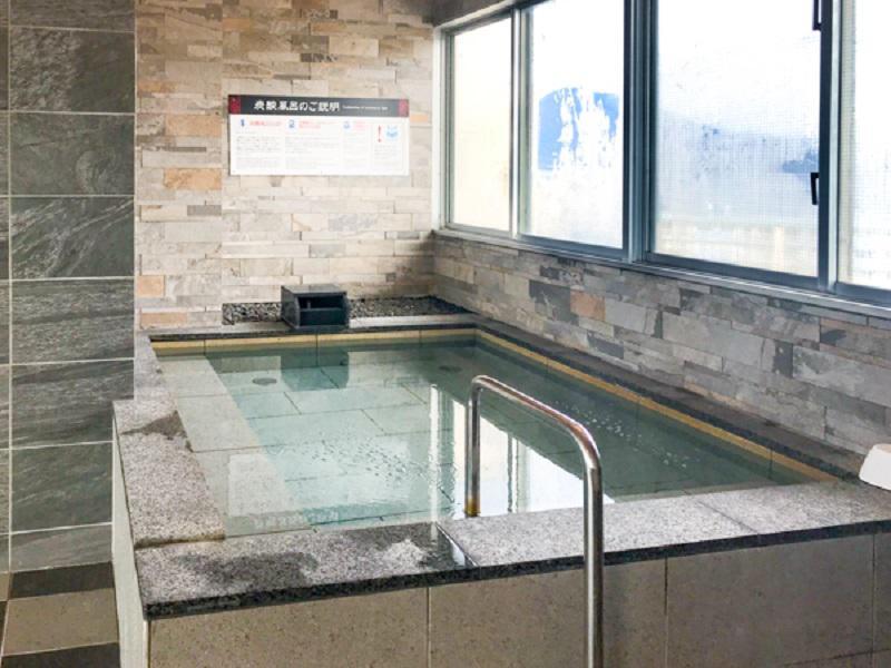 リブマックスリゾート桜島シーフロント 炭酸風呂