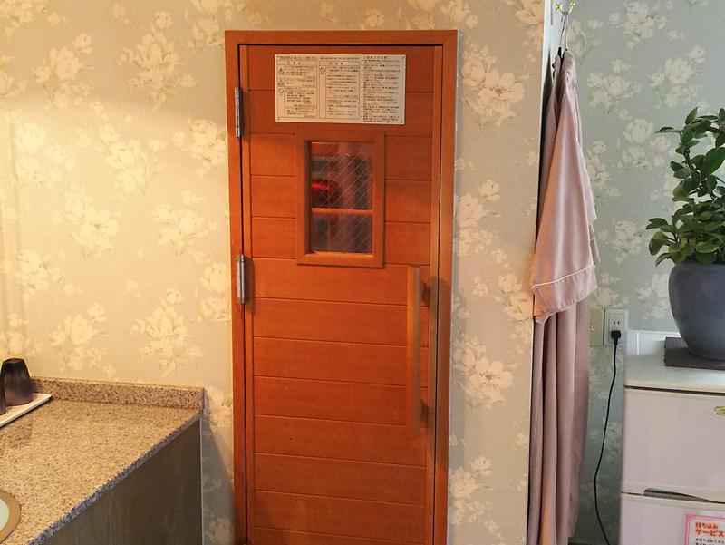 ホテル クローバーリーフ ツカサ(HOTEL Clover Leaf TSUKASA) 505号室サウナ室