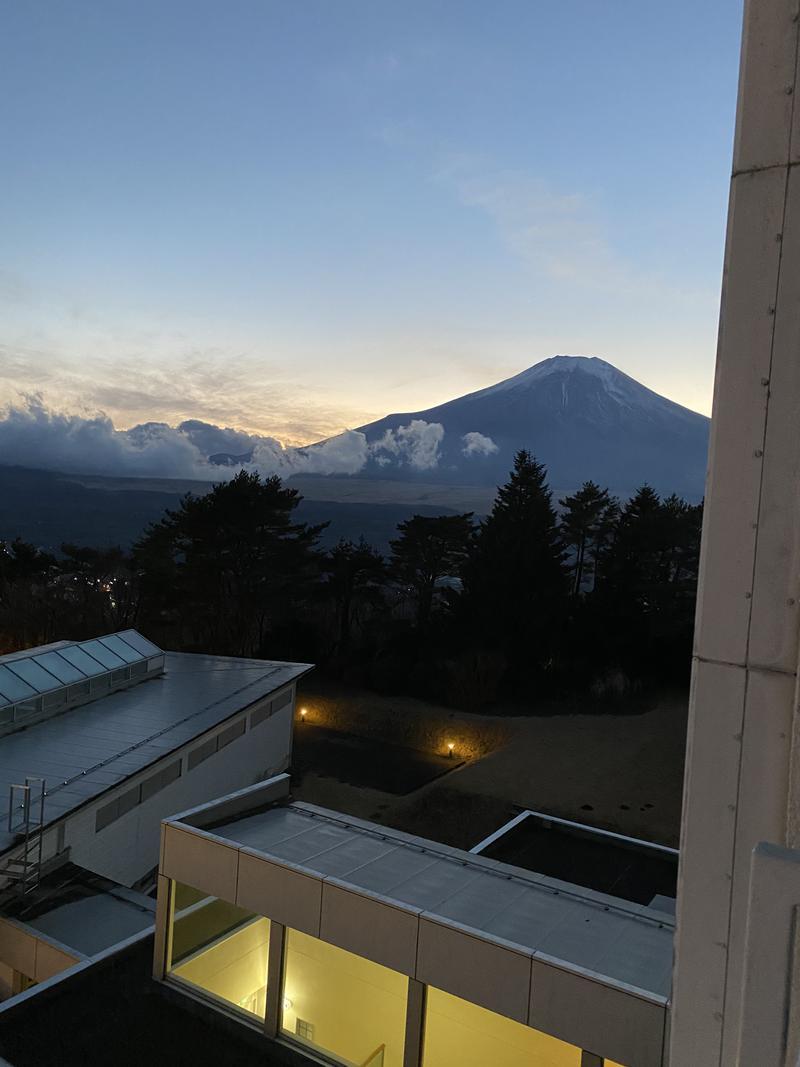 ガズさんのホテルマウント富士のサ活写真