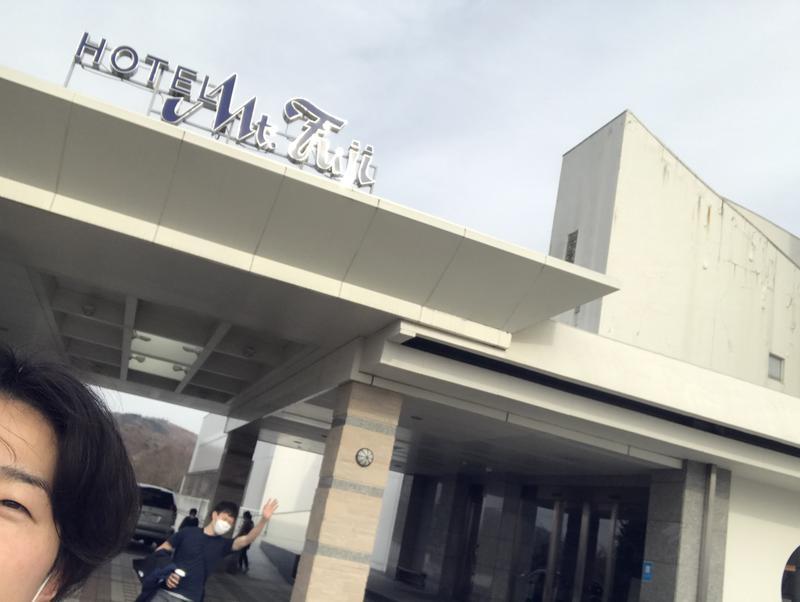 ナースマンサウナー涼さんのホテルマウント富士のサ活写真