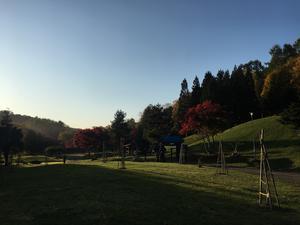奥沢キャンプ場 写真