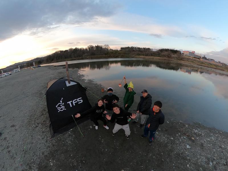 ぶち@アマサウナーさんのかわせみ河原のサ活写真