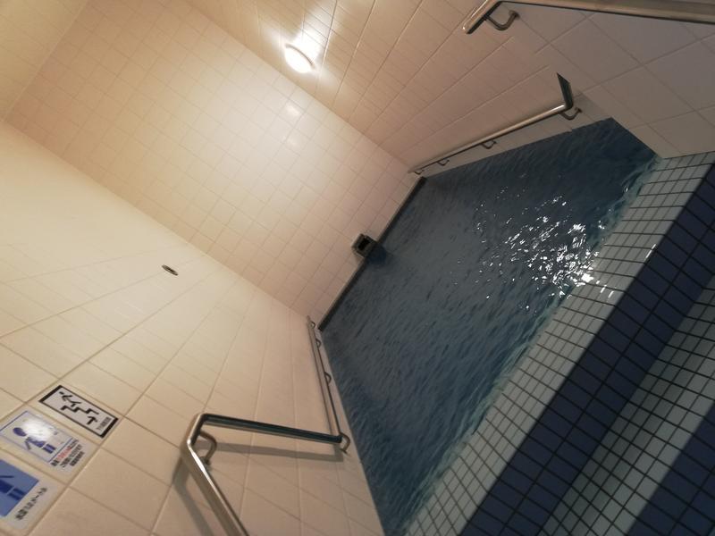 鹿児島温泉 時之栖(ときのすみか) 立ち水風呂