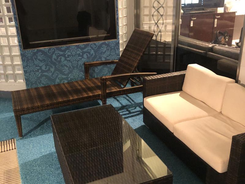 CUE SELA 408号室ととのいベンチ