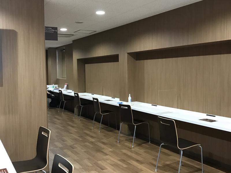 スポーツクラブ&スパ ルネサンス 福岡大橋24 休憩室