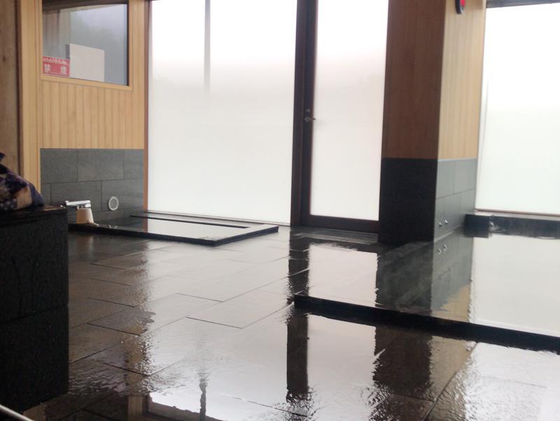 坊平リカバリー温泉 高源ゆ 浴室