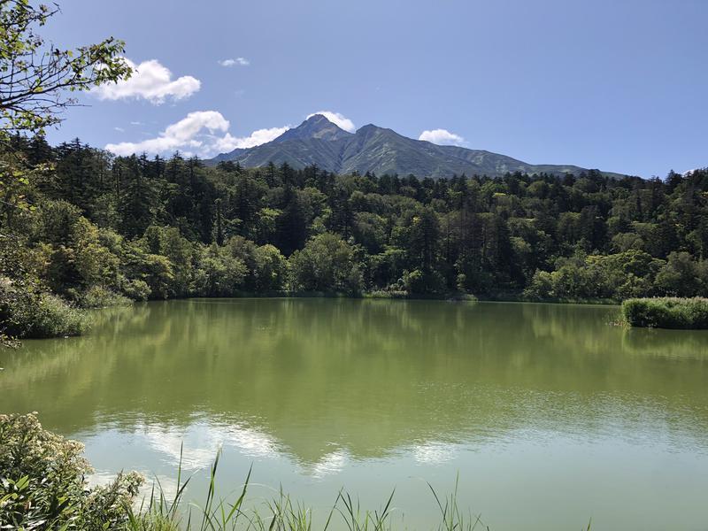 小籠包さんの利尻富士温泉のサ活写真