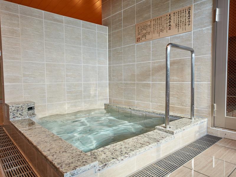 レンブラントスタイル御殿場駒門  富士の心湯 天然水風呂