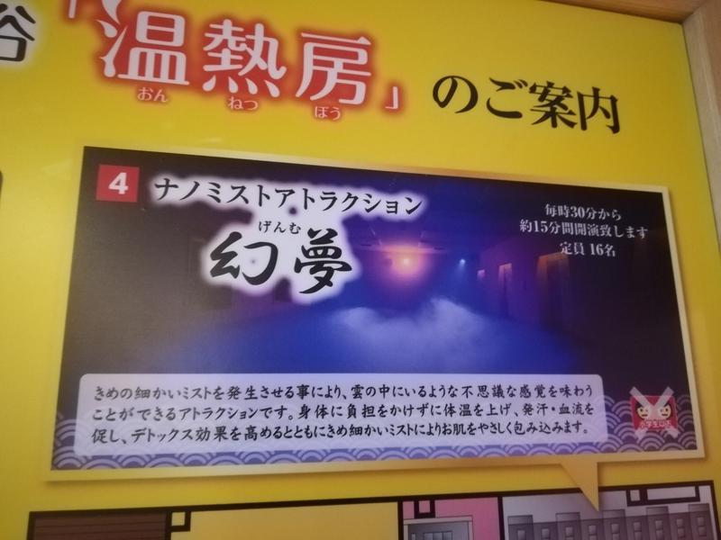 JFA夢フィールド 幕張温泉 湯楽の里 写真ギャラリー1