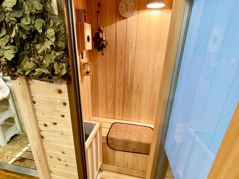 東京浴場 おこもりサウナ